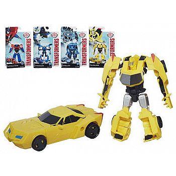 Робот-трансформер Hasbro TRANSFORMERS Роботы под прикрытием Роботс-ин-Дисгайс Легион