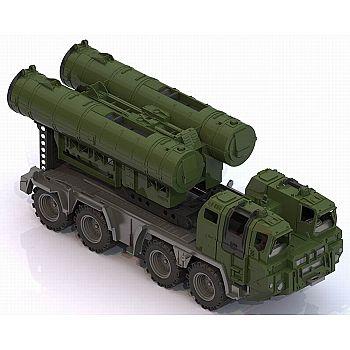 Ракетная установка Щит 55х22,5х21,5 см.