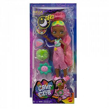 Кукла Mattel Cave Club Пижамная вечеринка Фернесса