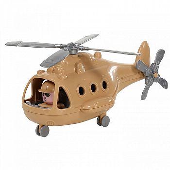 Вертолёт военный Альфа-Сафари (в сеточке)