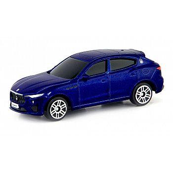 Машинка металлическая Uni-Fortune RMZ City 1:64 Maserati Levante GTS 2019 (цвет синий)