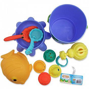 Набор игрушек для песочницы ABtoys Лучик