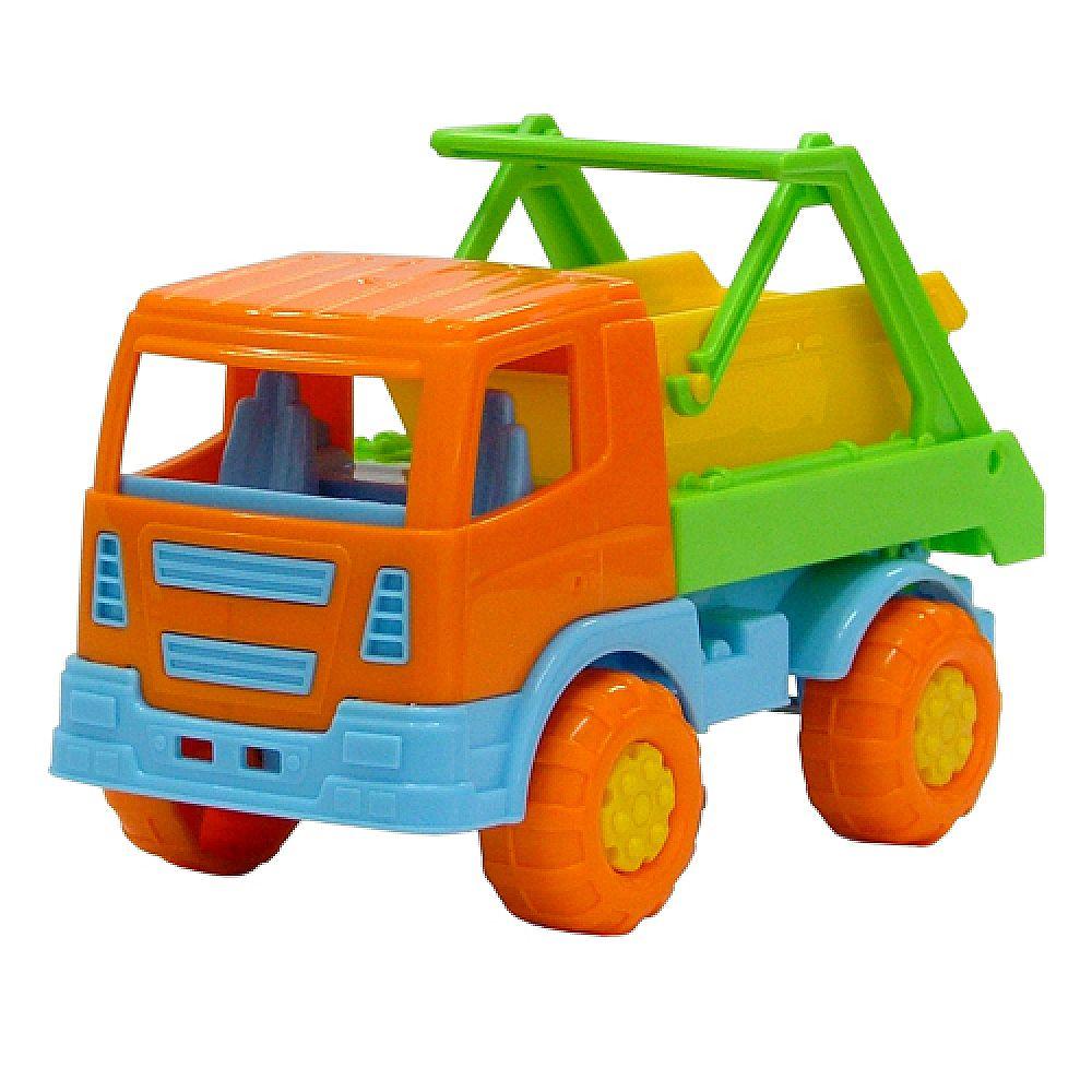Автомобиль коммунальная спецмашина Tёма 15,5х8,3х10,3 см