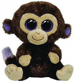 Мягкая игрушка TY Beanie Boo's Обезьянка Coconut 15.24 см