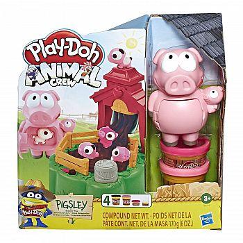 Набор для творчества Hasbro Play-Doh для лепки Озорные поросята