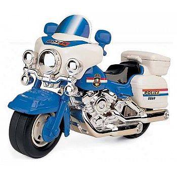 "Мотоцикл полицейский ""Харлей"" 27,5х12х19,5 см"