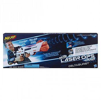 Бластер Hasbro NERF Laser ops Дельтабёрст 1 бластер