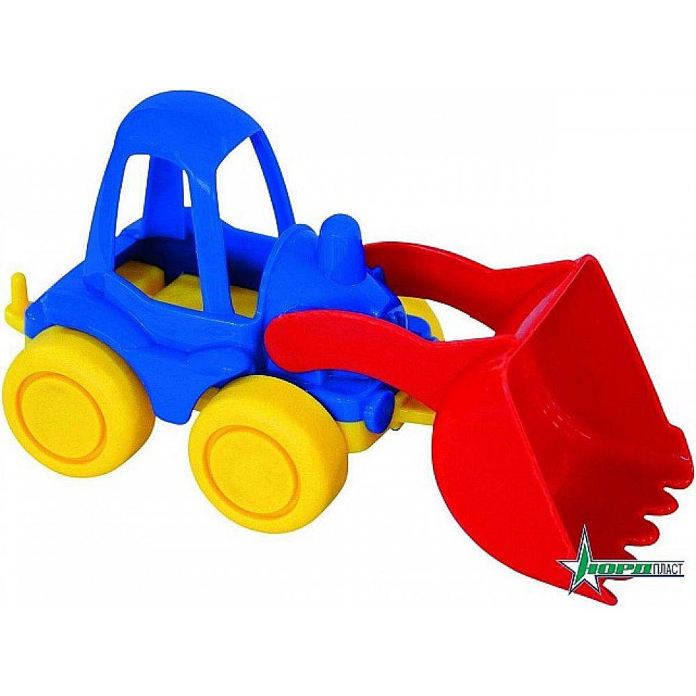 """Трактор """"Нордик"""" без индивидуальной упаковки 8,5х6,5х16 см"""