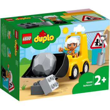 Конструктор LEGO DUPLO Town Бульдозер