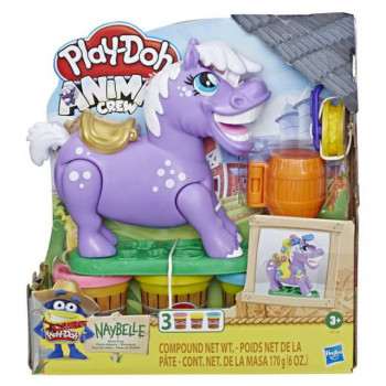 Набор для творчества Hasbro Play-Doh My Little Pony Пони-трюкач