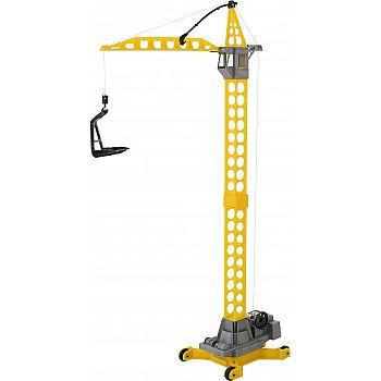 Кран башенный Агат, на колёсиках большой (в пакете) 79 см.