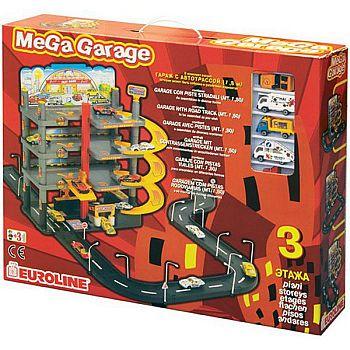 """Гараж """"Mega Garage"""" с дорогой 49х54х50 см"""