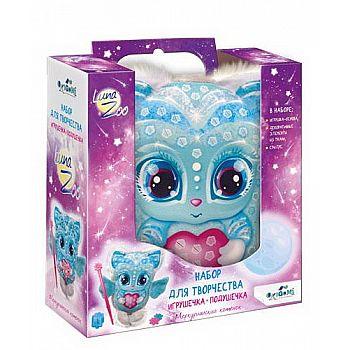 Набор для творчества ORIGAMI Luna Zoo Подушечка-игрушечка Меркурианский котенок