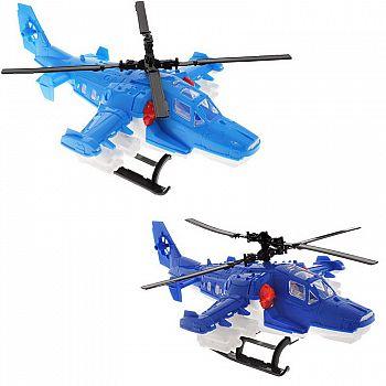 Вертолет Полиция 40х27х15,5 см.