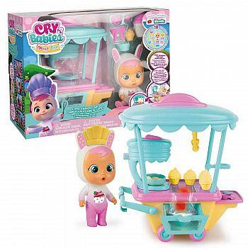 Игровой набор IMC Toys Cry Babies Magic Tears Пекарня Кони