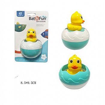 Игрушка для ванной Junfa Утенок-поливалка