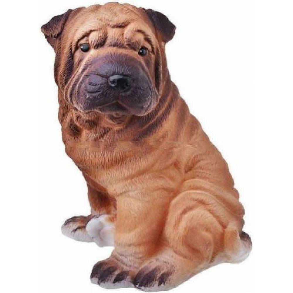 Собака Шарпей (пвх)