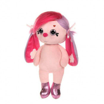 Мягкая игрушка Maxitoys Maxi Eyes Зайка Айя, 22 см