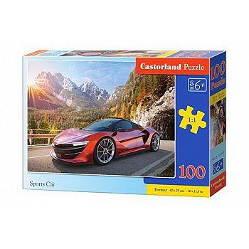 Пазл Castorland Premium Спорткар 100 деталей