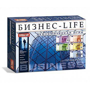 Игра настольная №22 Бизнес-Life