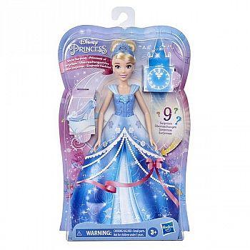 Кукла-сюрприз Hasbro Disney Princess в платье с кармашками