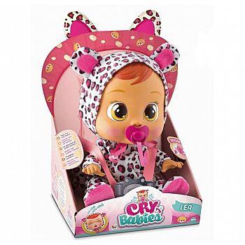 Кукла IMC Toys Cry Babies Плачущий младенец Lea, 31 см