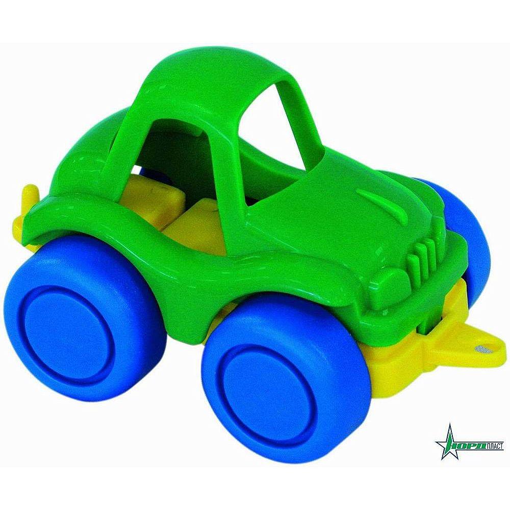"""Машина легковая """"Нордик"""" без индивидуальной упаковки 7х6,5х11,5 см"""