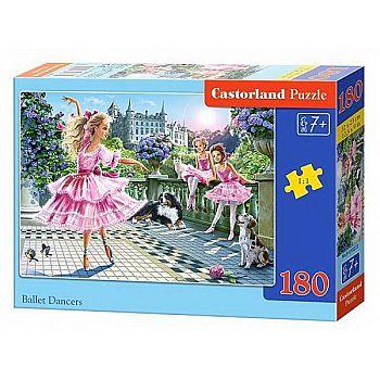 Пазл Castorland 180 деталей Балерины