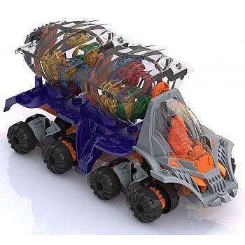 """Машина Планетоход """"Астерион"""" фиолетовый 35х15,х15,5 см."""