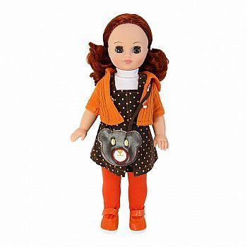 Кукла Весна Лиза Оранжевое настроение пластмассовая 42 см