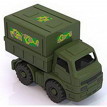 """Фургон """"Армейский"""" 22,5х11,5х15,5см"""