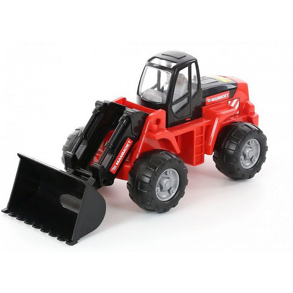 "Трактор-погрузчик 48,5х21,5х22 см.""MAMMOET"""