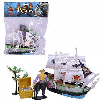 Корабль пиратский