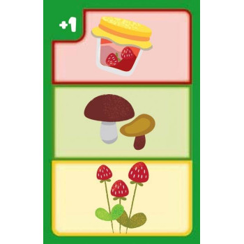 Игра настольная Ми-Ми-Мишки Пикник в лесу