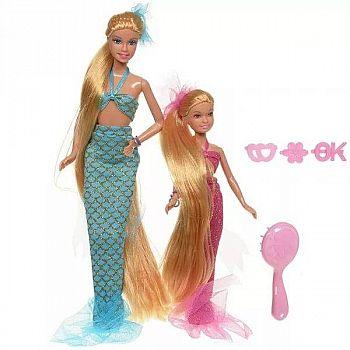 Кукла Defa Lucy Русалочки: мама и дочка, в наборе